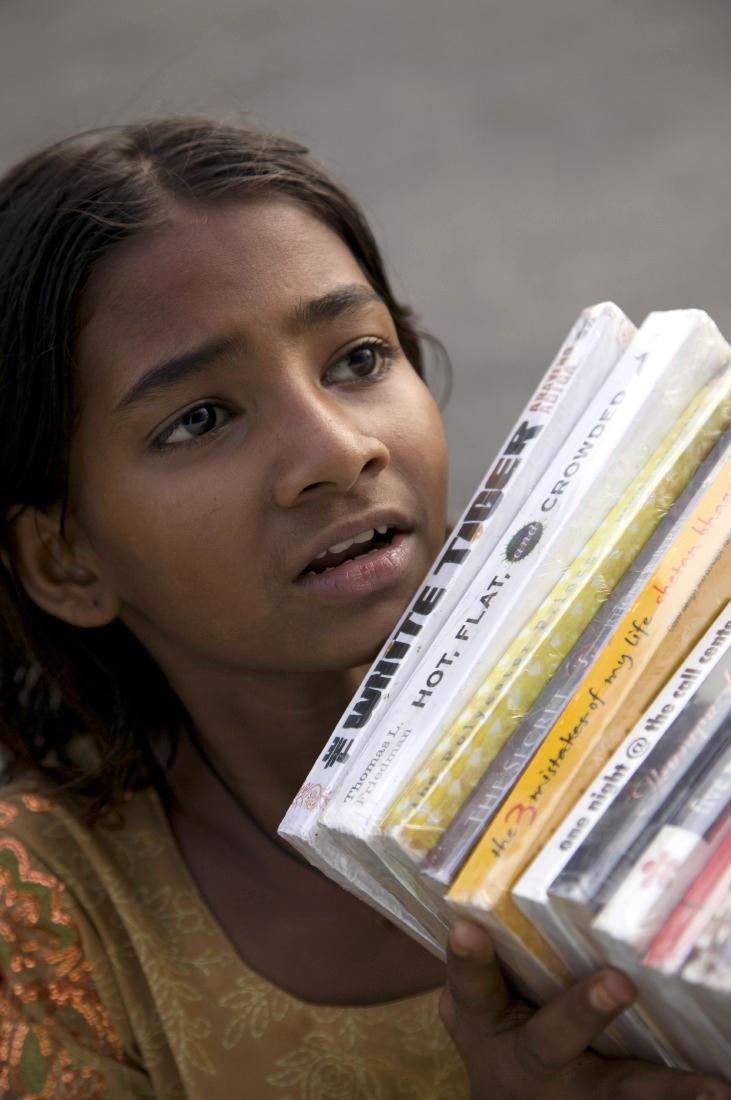 Le terrible regard des enfants des rues, Mumbay/Bombay