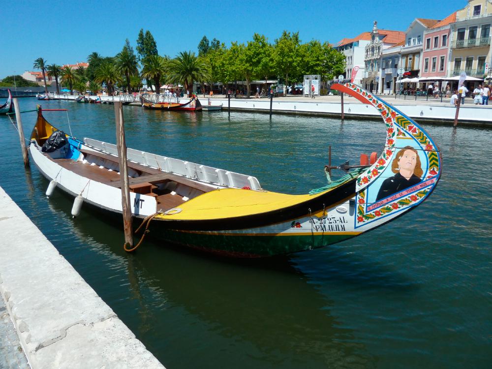 Les 'moliceiros' de Coimbra
