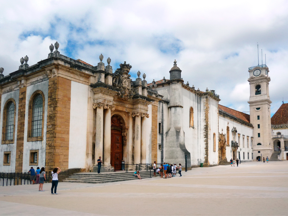 Au coeur de Coimbra