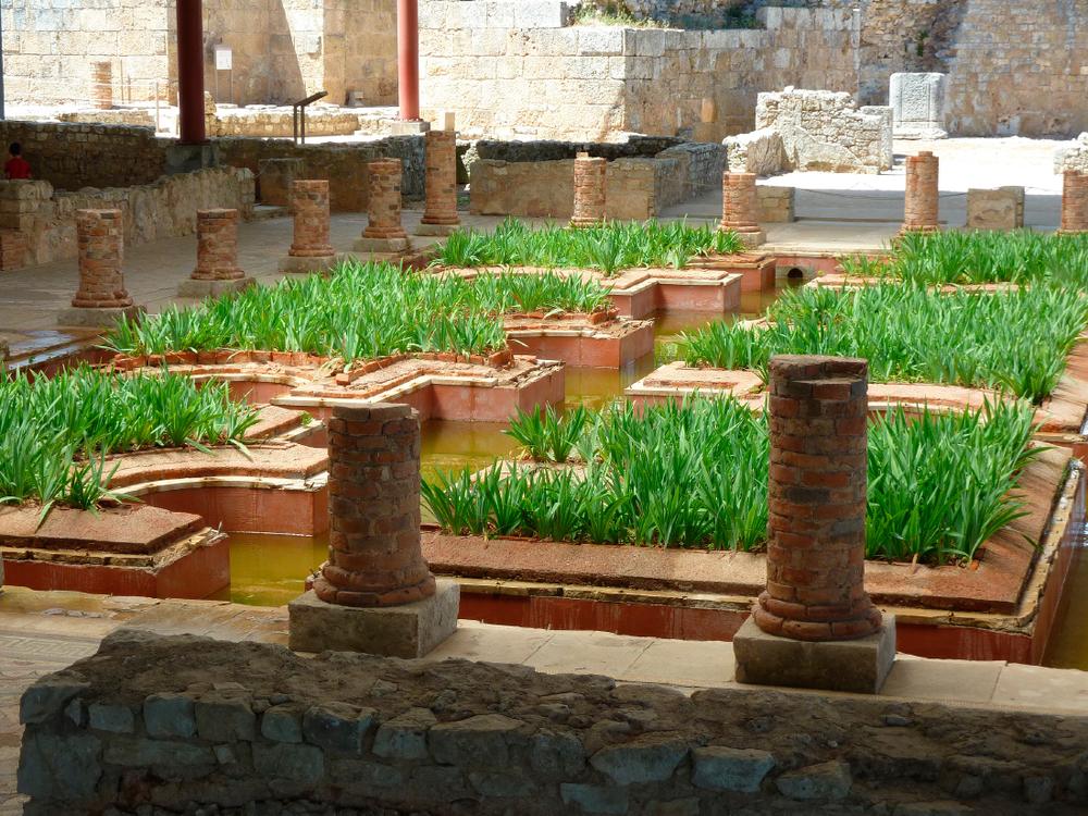 Ruines archéologiques de Conimbriga