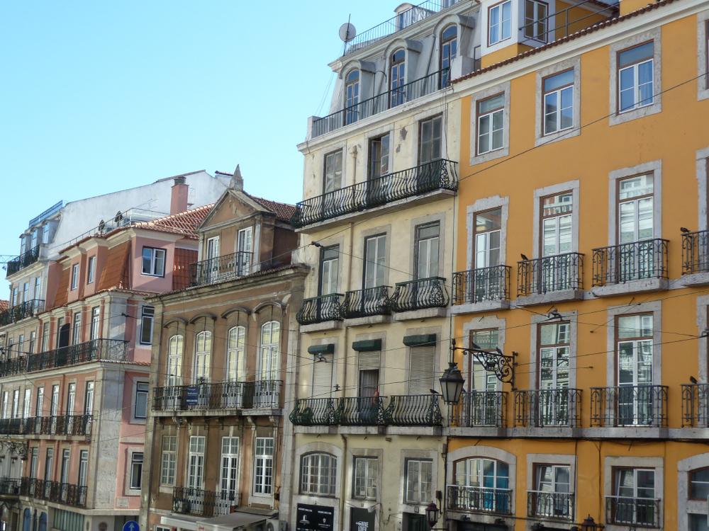 Architecture à Lisbonne
