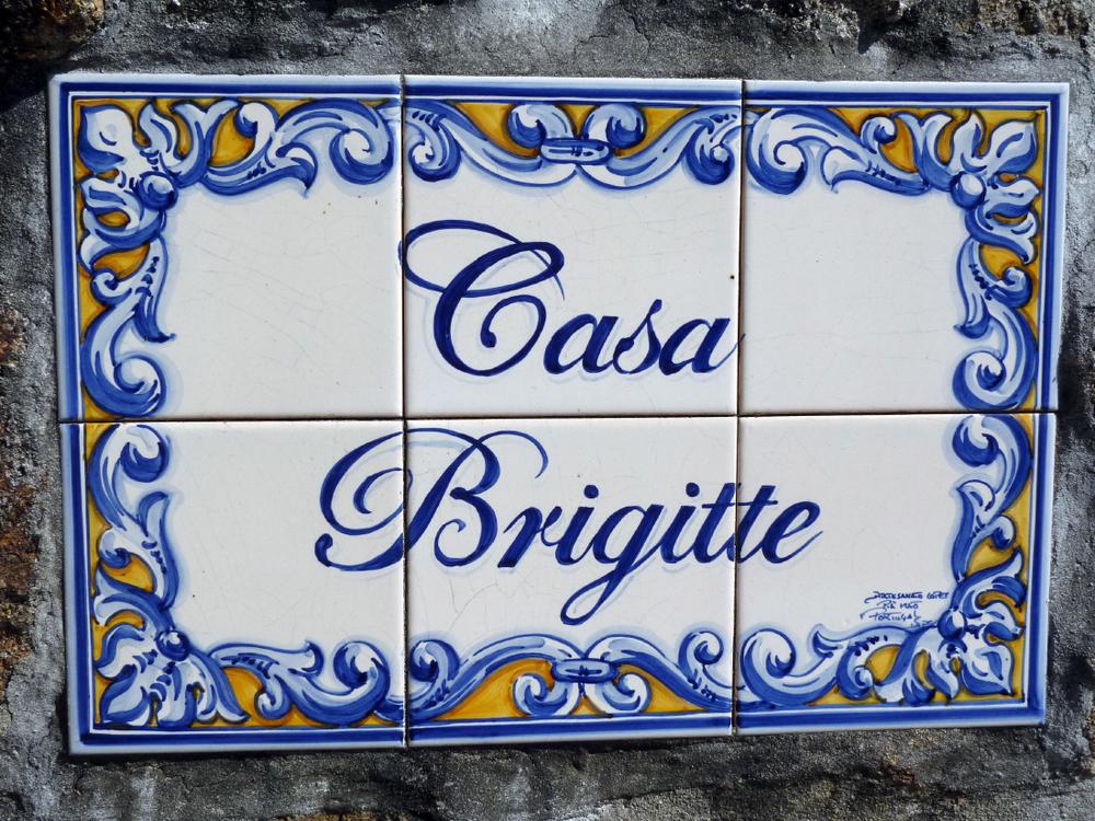 La Casa Brigitte à Quinta do Sobral, Figueiró dos Vinhos