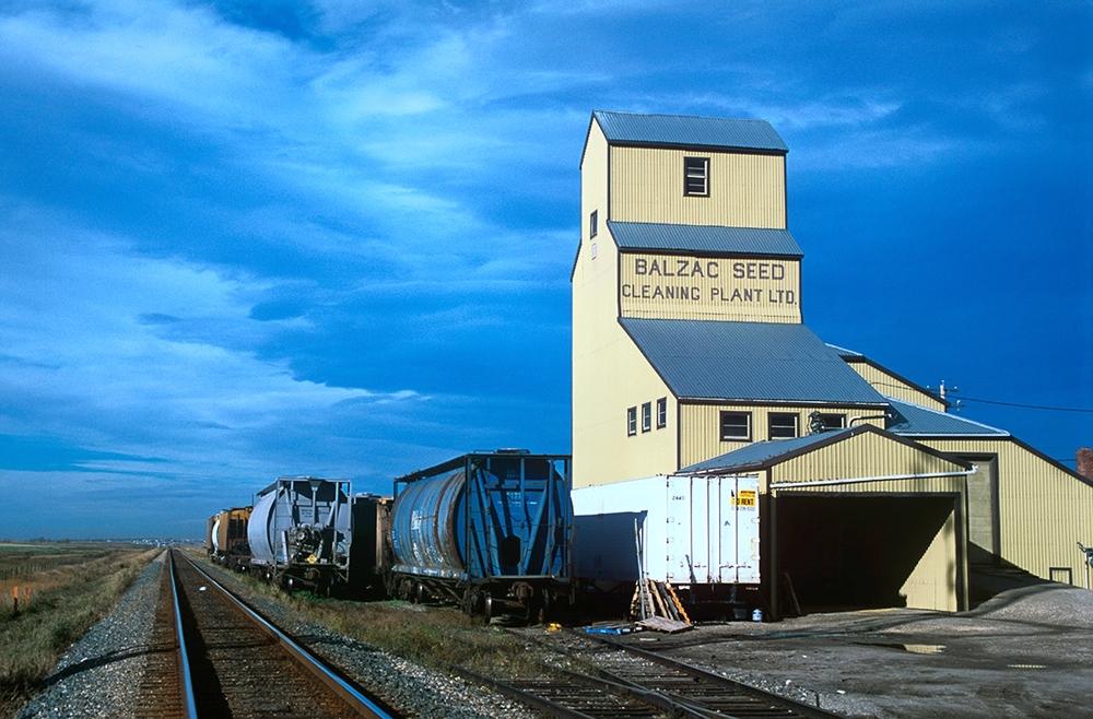 Cathédrale à grain, Balzac seeds dans l'Alberta