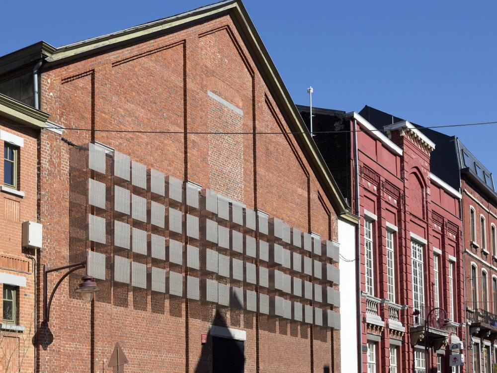 L'Eden, un bel exemple de bâtiment industriel réhabilité
