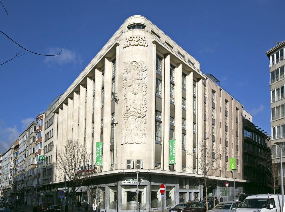 """""""Notre Maison"""", un des fleurons Art Déco de la ville"""