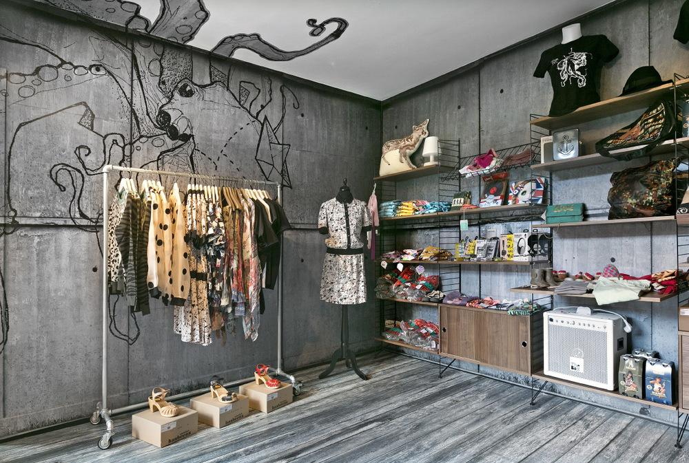 Sympathique Concept store Wonderfriends