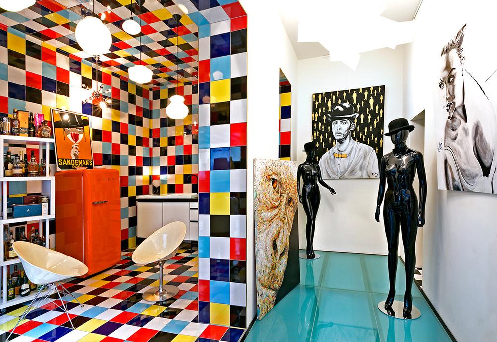 Le Palais du Bas, l'antre du 9e Art et des créateurs contemporains
