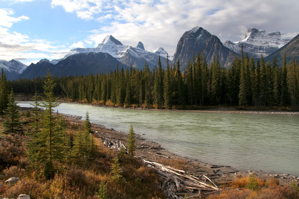 Athabasca Valley