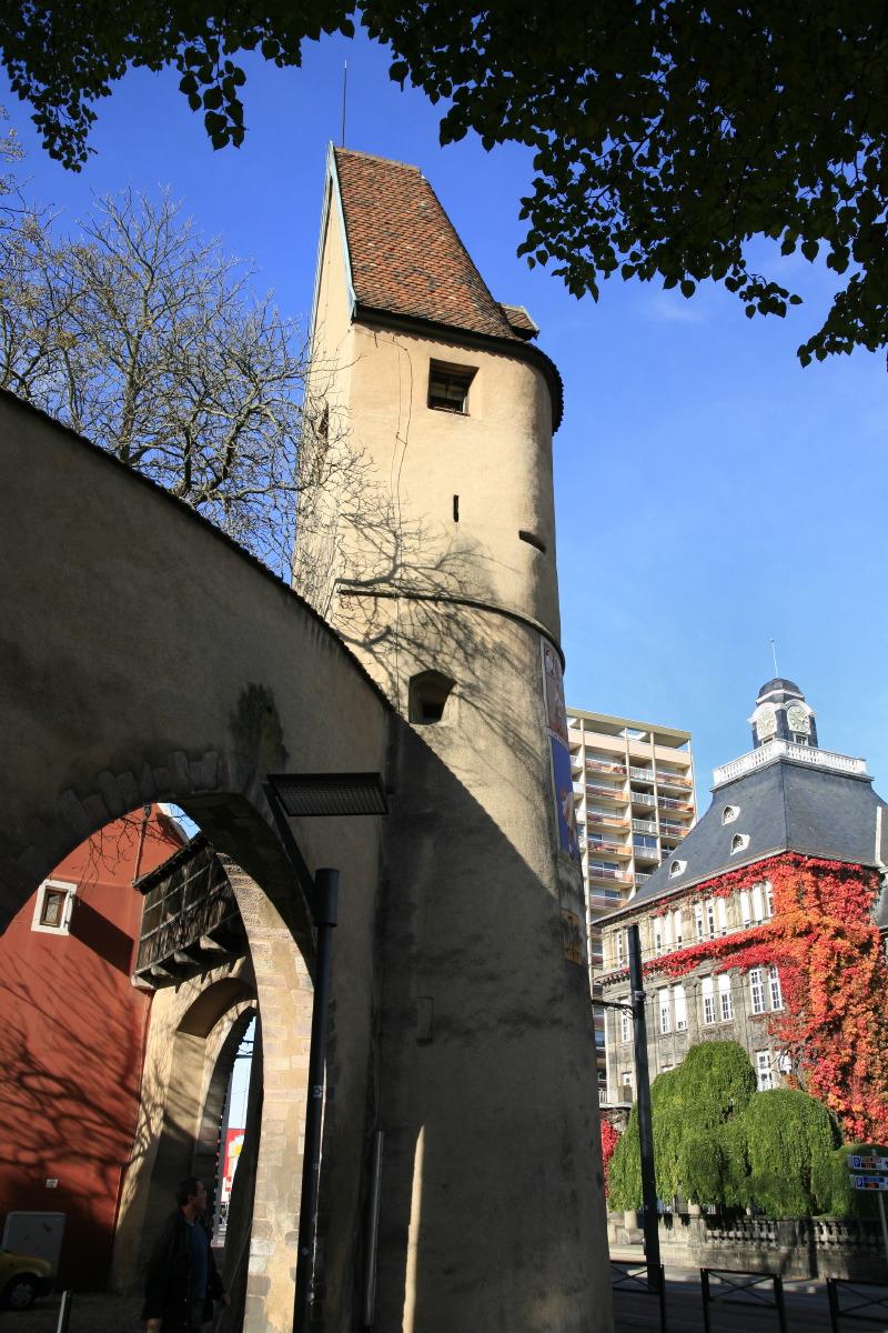 La tour du Bollwerk