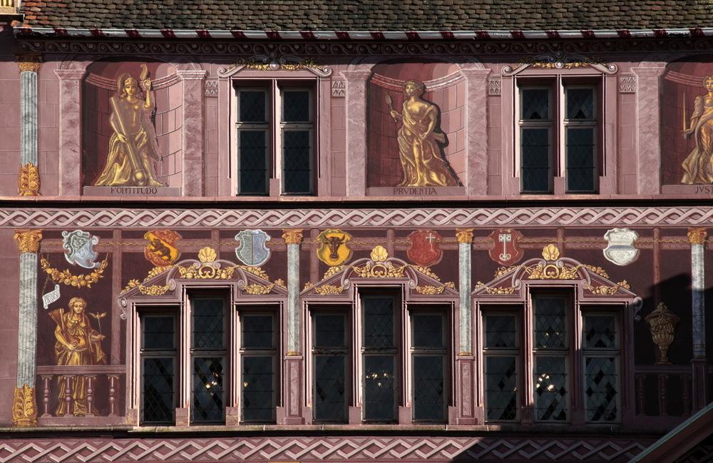 Façade de l'Hôtel de Ville (XVIe siècle )
