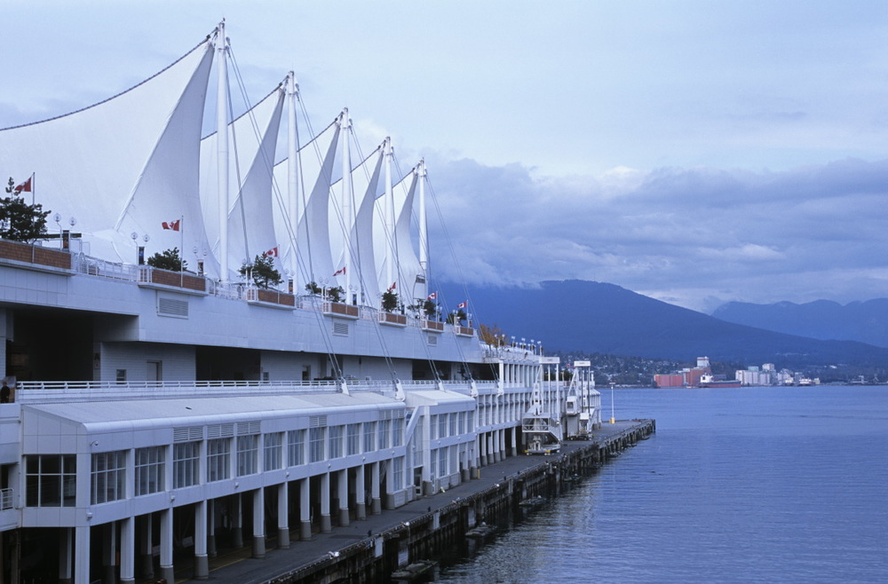 Canada Place © S.Dauwe