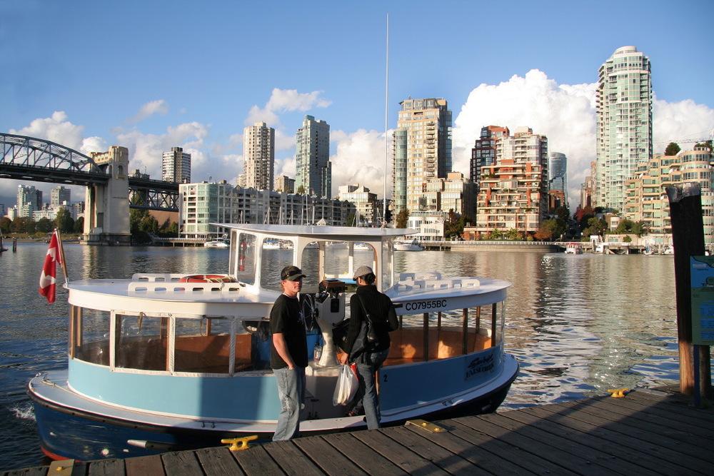 Grandville Island, Vancouver © JJ Serol