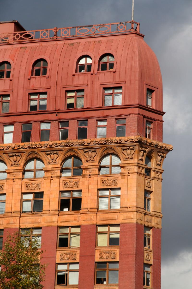 Dominion Building, patrimoine de Vancouver © JJ Serol