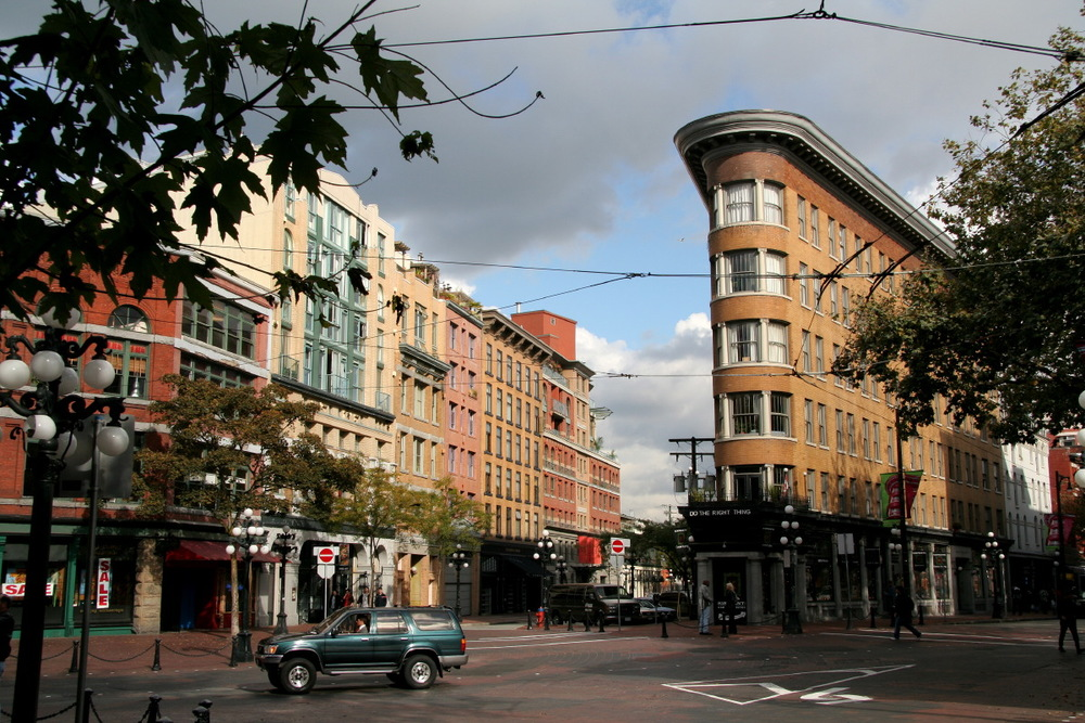 Downtown Gastown