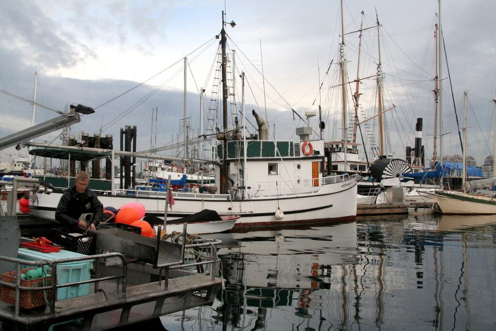 Petit port de Victoria