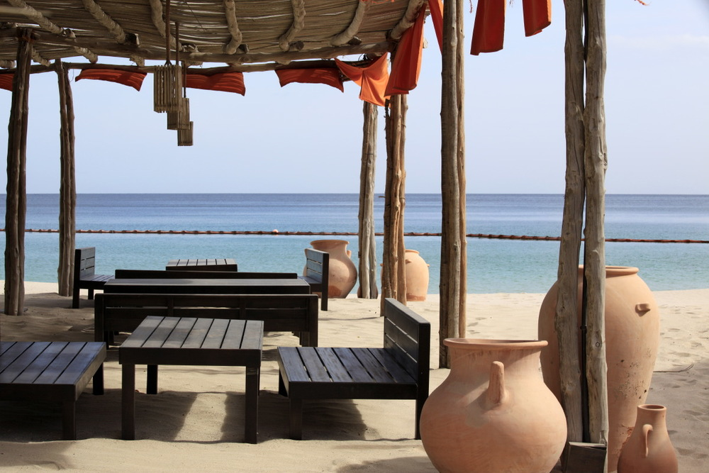 Spa Resort Six Senses, Zighy Bay