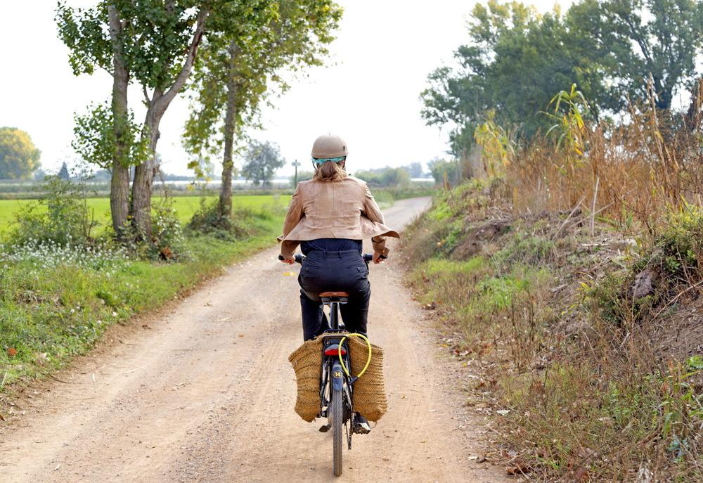 Balade en vélo électrique au départ d'Occitania