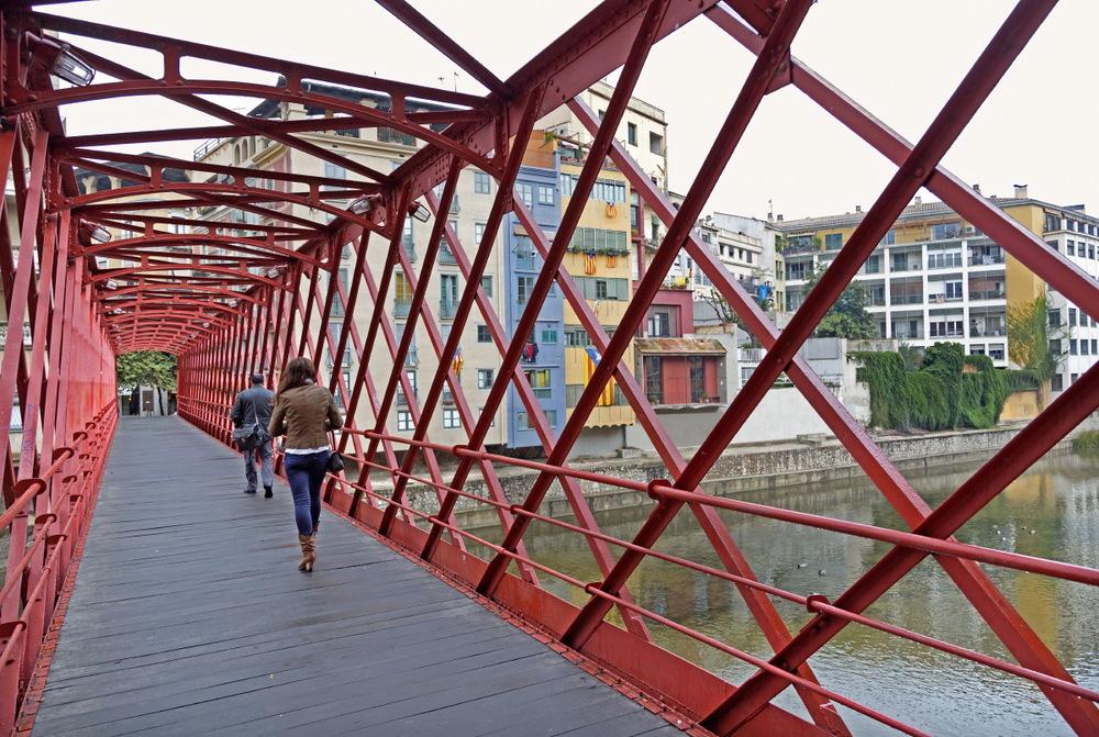 ...aussi connu sous le nom Pont Eiffel
