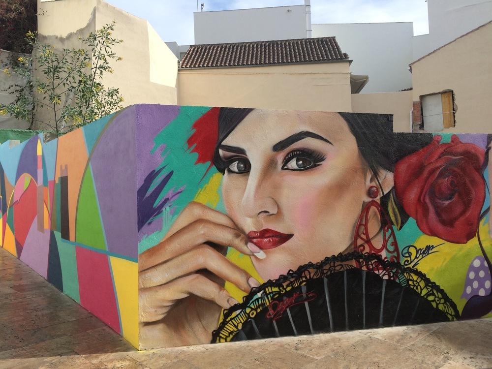 A deux pas du Musée Picasso, Malaga