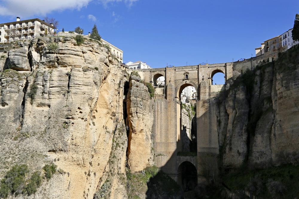 Spectaculaire petite ville de Ronda