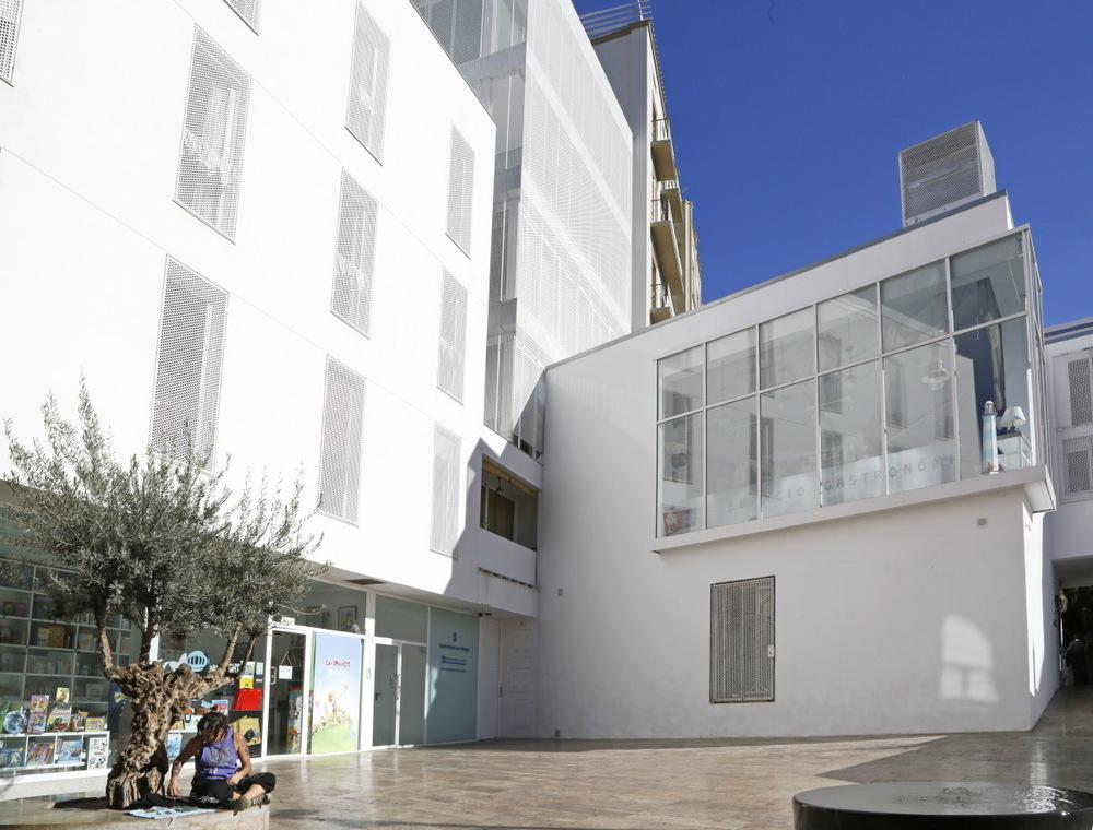 A côté du Musée Picasso, Malaga