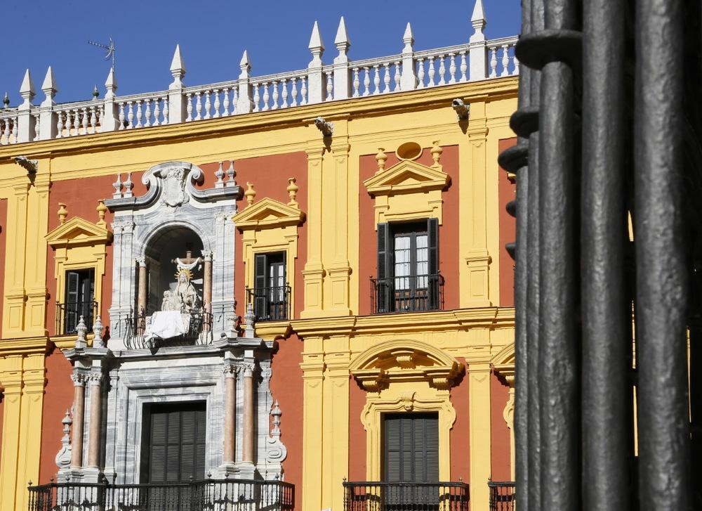 Palais épiscopal, Malaga