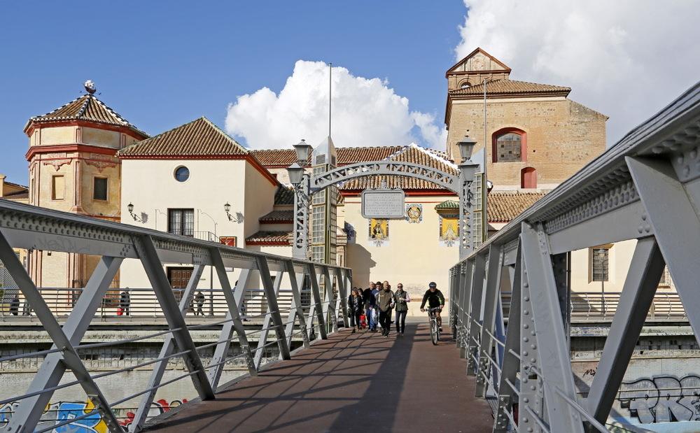 Puente de la Trinidad, Malaga