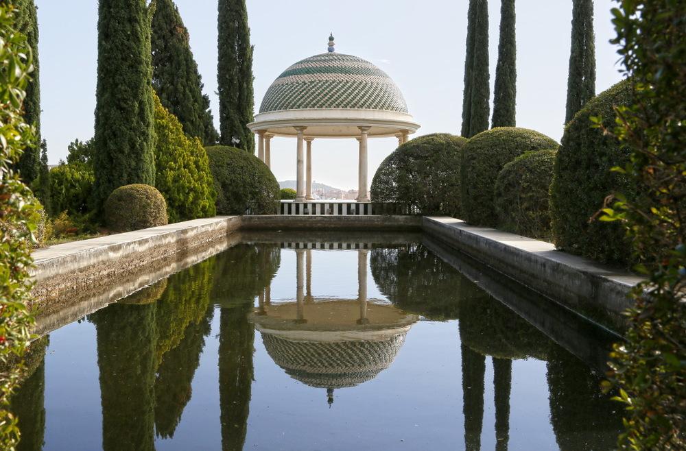 Au Jardin Botanique de Malaga