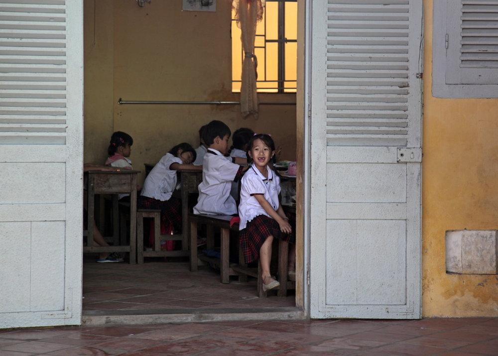 SaDec, l'école Trung Vuong que dirigeait la mère de Marguerite Duras