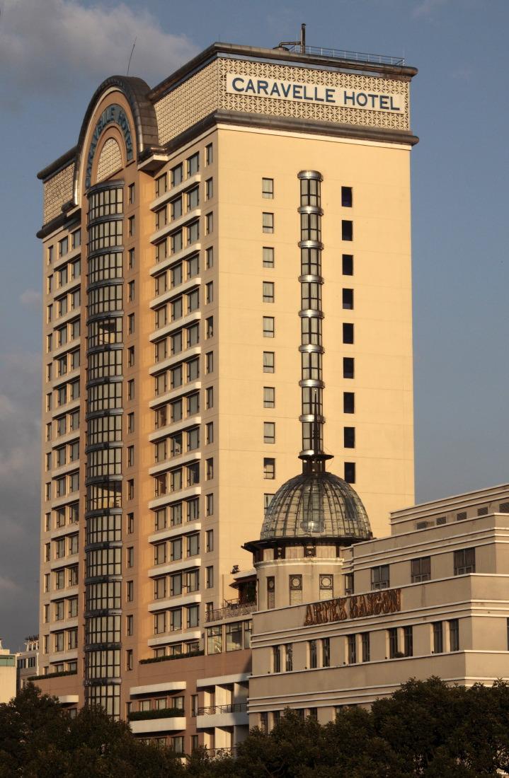 Caravelle Hôtel, centre de HCMV