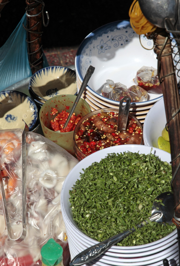"La délicieuse ""streetfood"" de Saigon"