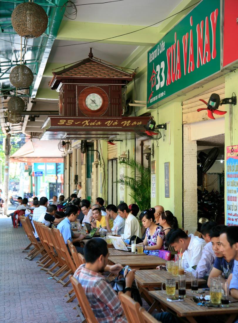 Une des meilleures adresses de café traditionnel viet, HCMV