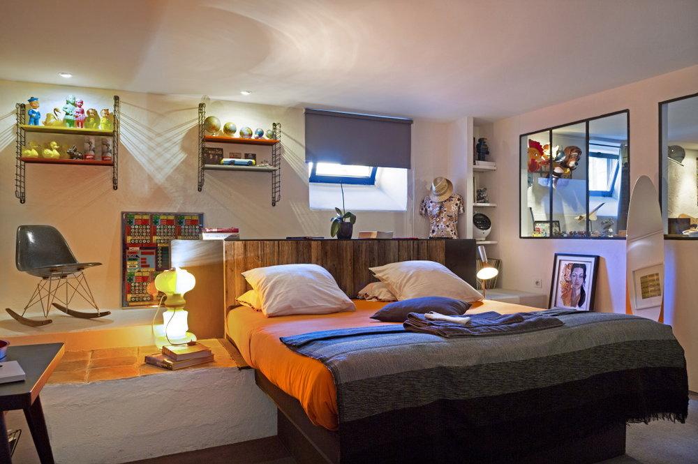 Chambre d'hôtes Vintage -La Maison de Louna, à Salles-Courbatiès