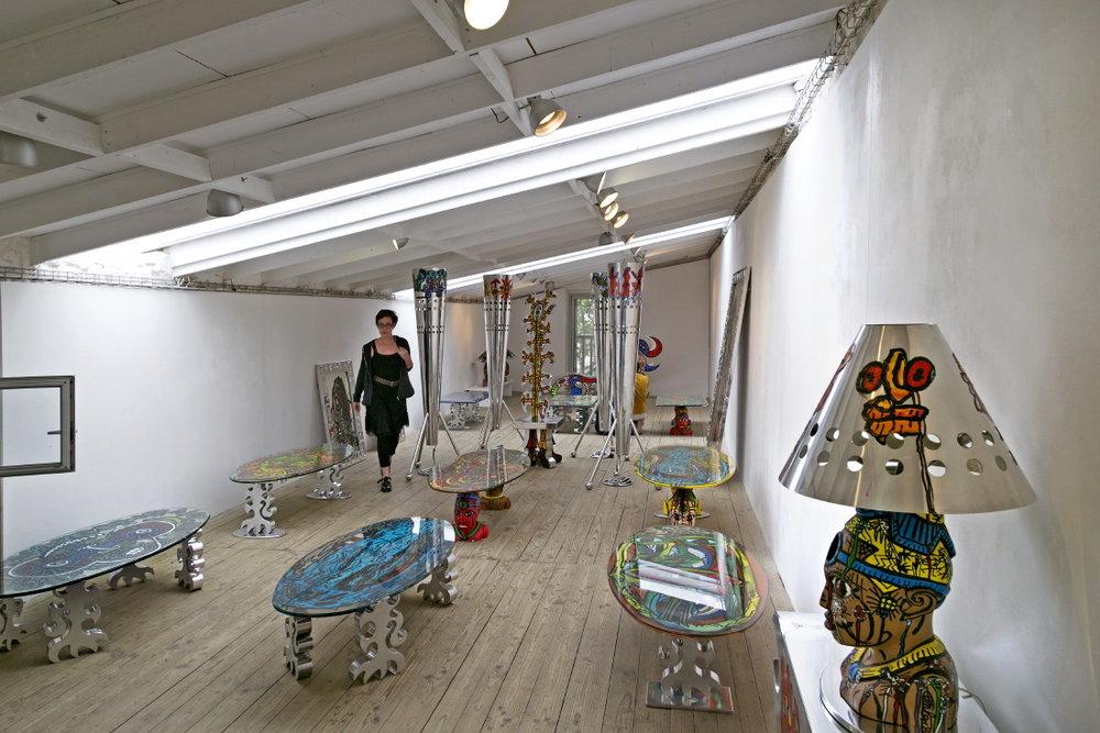 L'Atelier blanc à Villefranche de Rouergue