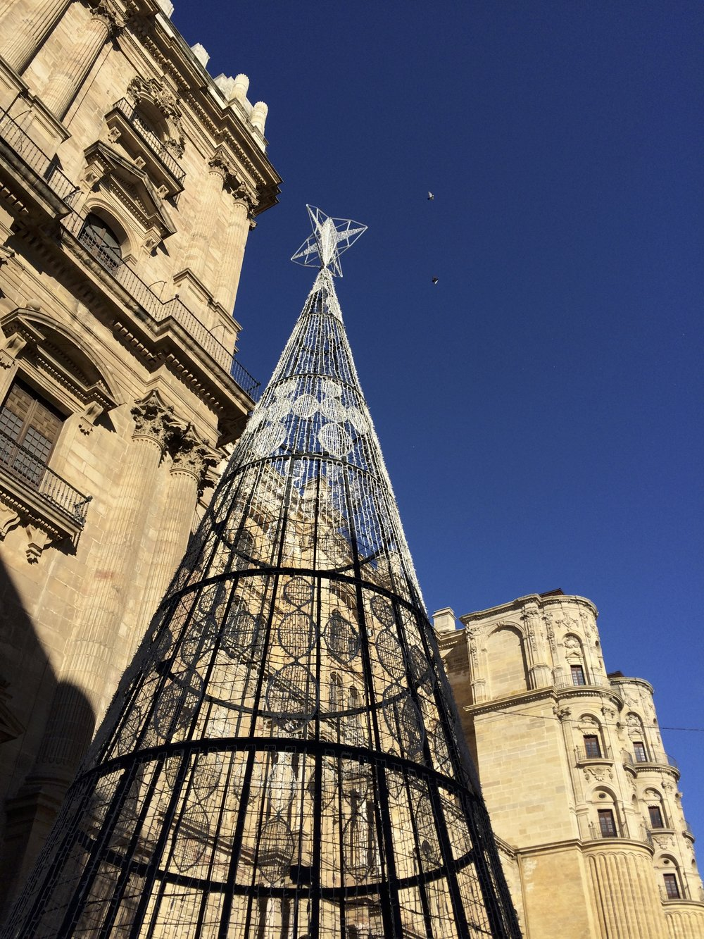 Manquita et la magie de Noël à Malaga