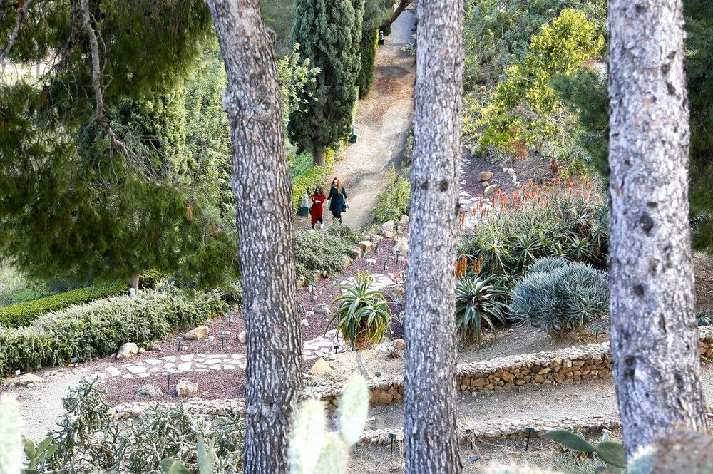Au Jardin Botanique-Historique La Conception