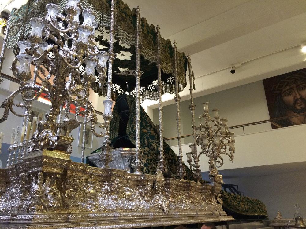 Les trésors d'arts religieux