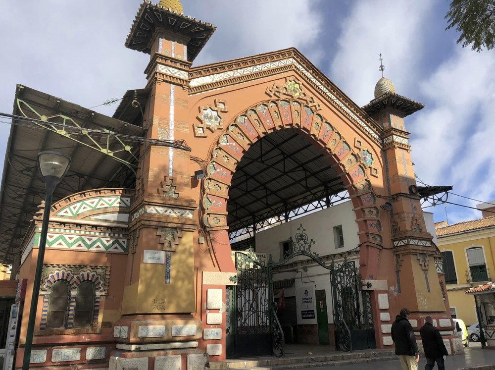 Mercado de Salamanca, San Bartolome