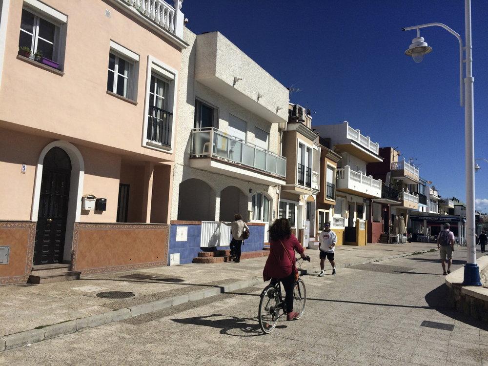Malaga, aussi un paradis pour les cyclistes