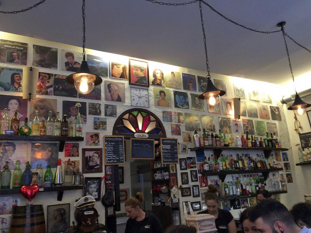 Des dizaines de bar à tapas fabuleux