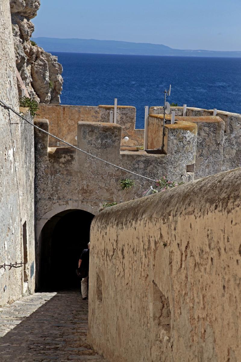 San Nicola, la principal île de Tremiti