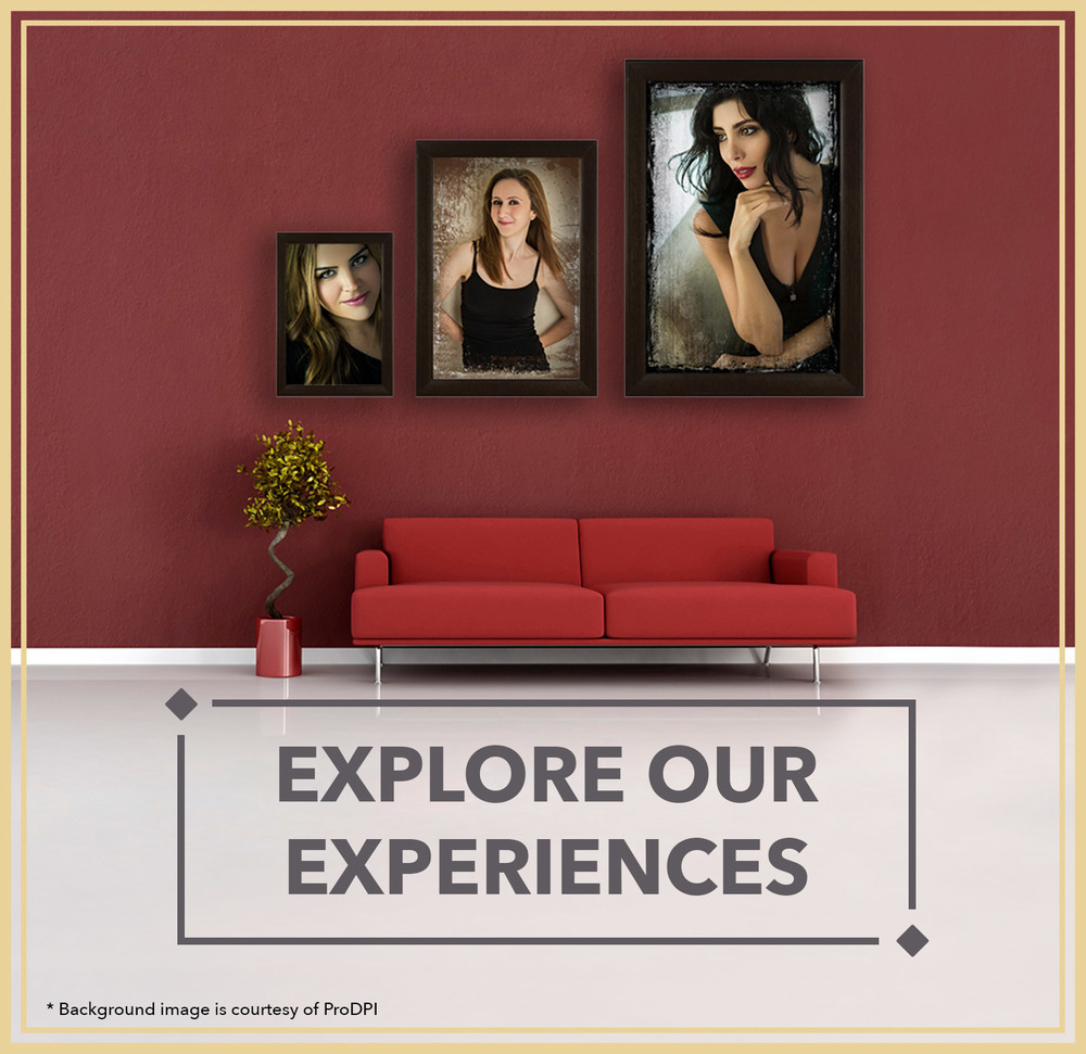 EXPLORE OUR EXPERIENCES:  How we can help you