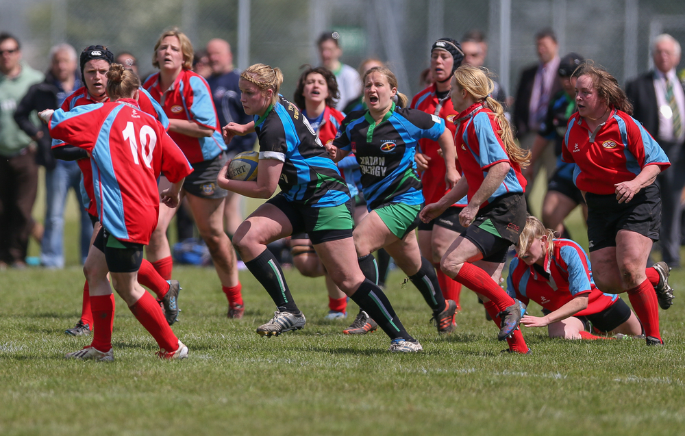 Guernsey Ladies v Jersey Ladies - Siam Cup 2014… Ladies win 27-10