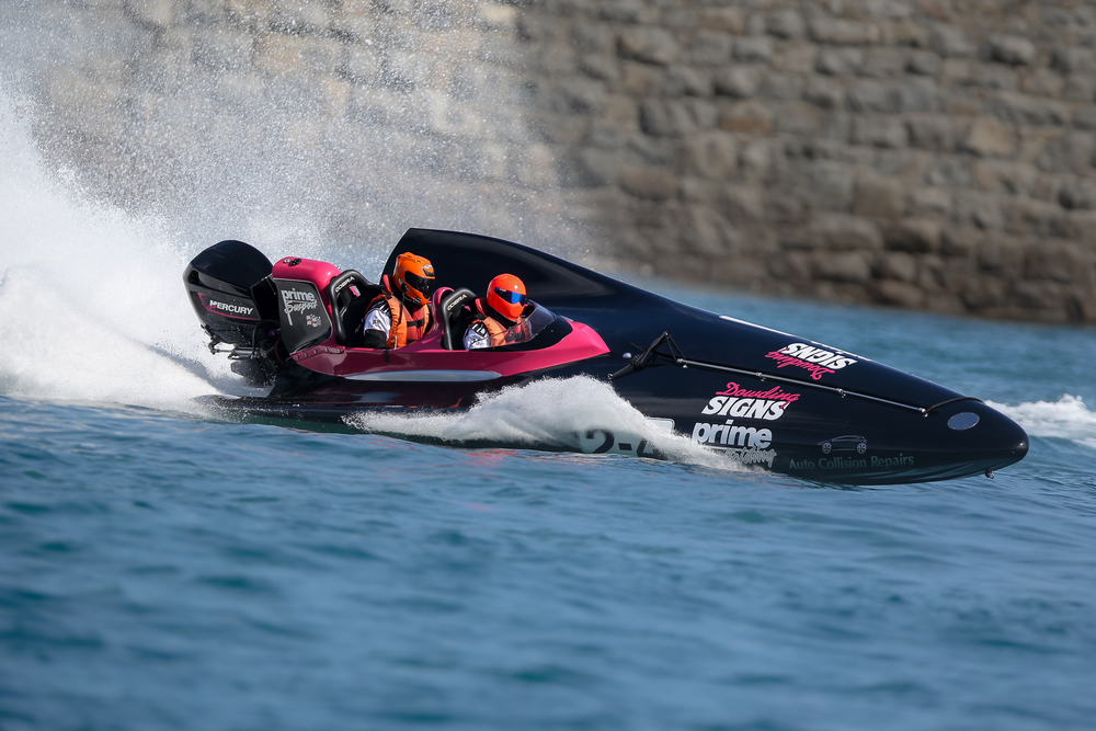 If you want to experience the best of Guernsey Powerboat Racing through photos, see your families, friends or just love the fast action that Powerboat racing has to offer then check Guernsey Sport Photography into your favourites. You know it makes sense.... Enjoy the action...