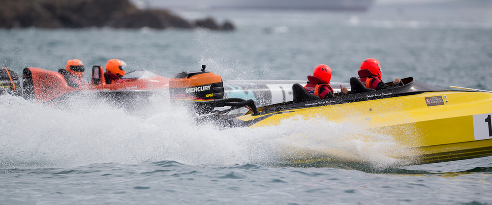 Guernsey Powerboat Association - Stanley Gibbons Investment Race Series R5 and RYA British National Championship July 23rd 2016