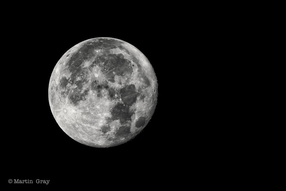 'Distant Moon'...
