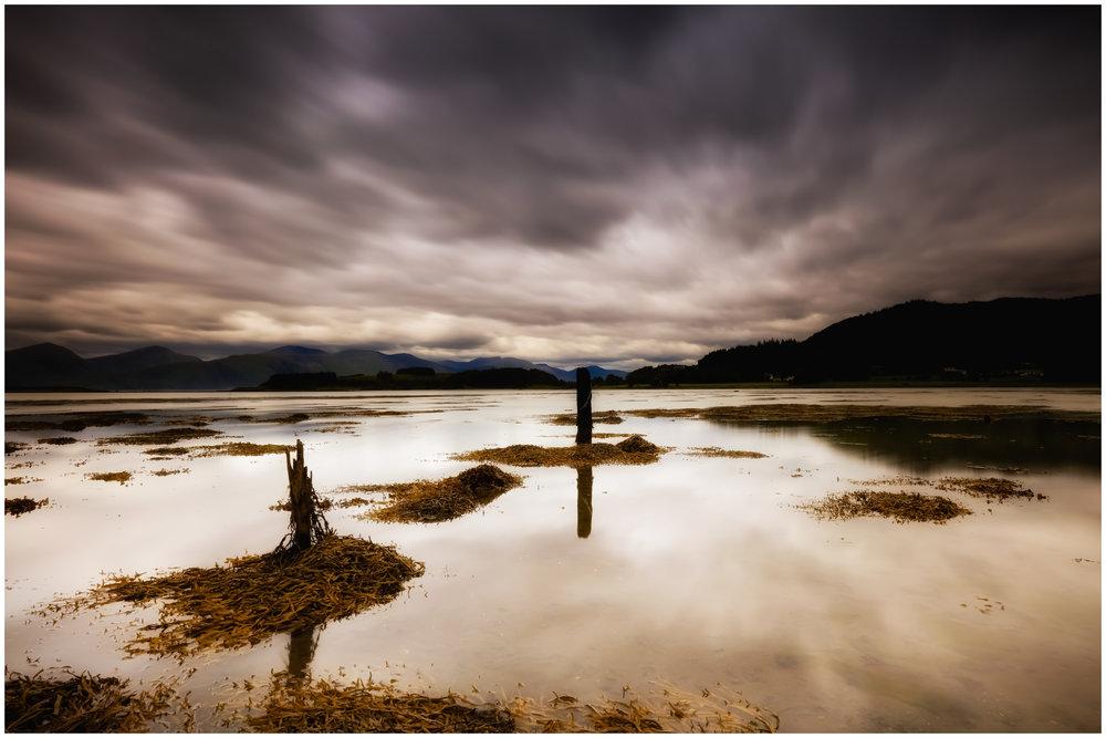 'The Moody Loch'.... Loch Laich inlet off Loch Linnhe...