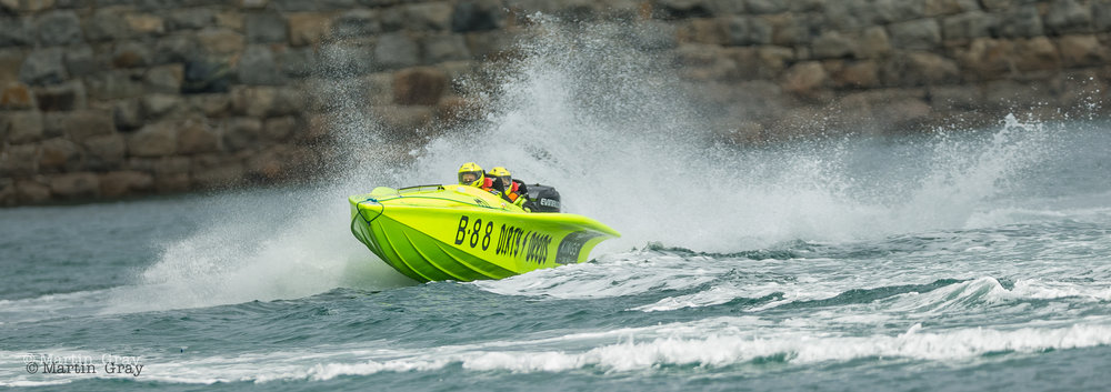Guernsey Powerboat Association Stanley Gibbons sponsored Series - Race 5... 15th July 2017.