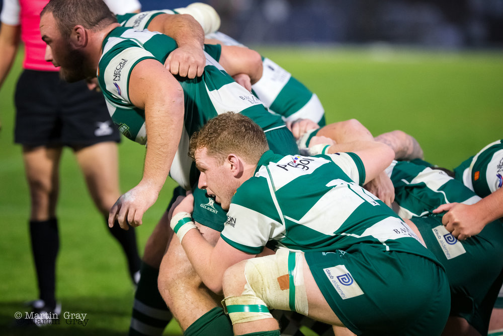 Guernsey Raiders v Redruth RFC in National 2 played at Footes Lane on 22nd September 2018… Redruth win 15-16