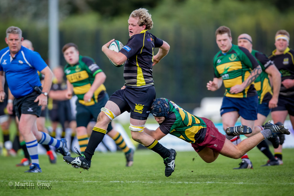 St Jacques Vikings hosted Shoreham RFC in Sussex League action at KGV Playing Fields on 27th October 2018… Win for Vikings 25-13…